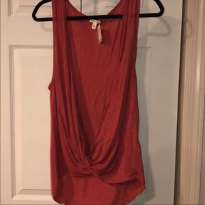 NWT UO Silence + Noise Low Cut Tank Top